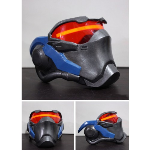 Overwatch Soldier 76 Mask Cosplay Buy