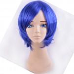 Ami Mizuno Sailor Mercury Cosplay Wig