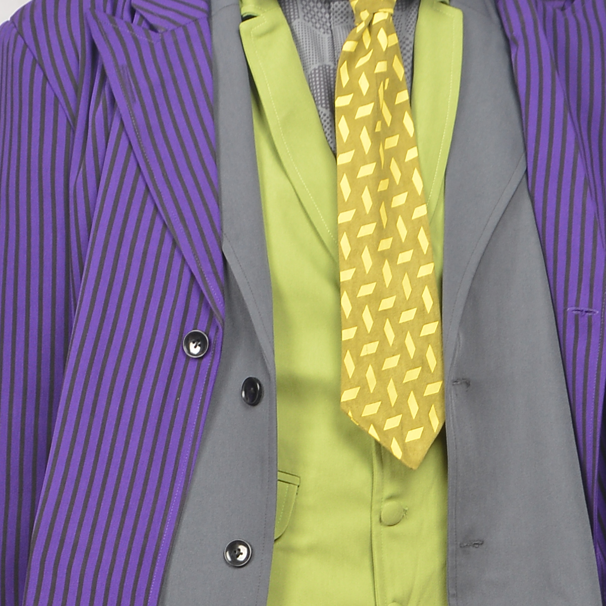 how to make a joker costume from the dark knight
