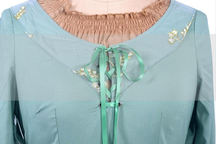 2014 maleficent princess aurora costume cosplay dress