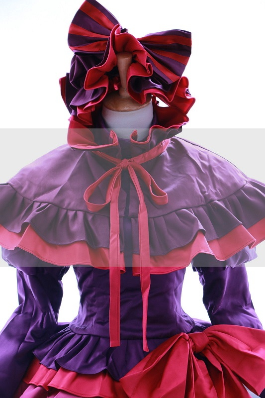 Overlord Shalltear Bloodfallen Dress Cosplay Costume For Sale