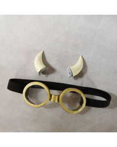 Magia Record Felicia Mitsuki Horns Goggles Cosplay Buy