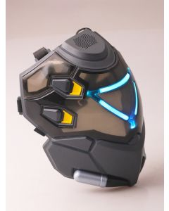 Overwatch Shrike Ana Mask Cosplay for Sale