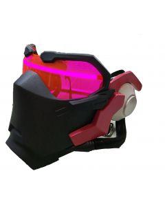 Overwatch Soldier: 76 Skin Hangzhou Spark Helmet Cosplay Mask