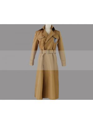 Survey Corps Trench Coat Cosplay for Sale