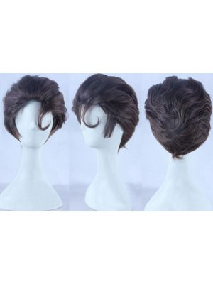 Bleach Sosuke Aizen Cosplay Wig for Sale