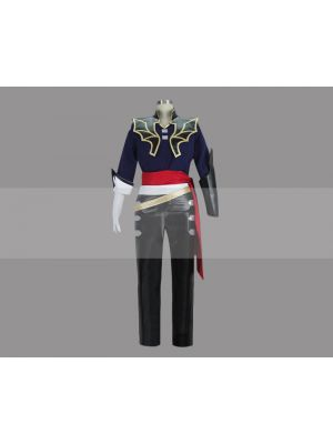 Customize Castlevania Hector Cosplay Costume for Sale