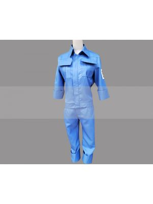Cells at Work! B Cell Cosplay Costume