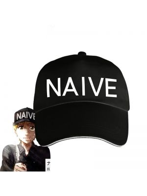 Cells At Work! Hataraku Saibou Naive T Cell Hat Cosplay for Sale