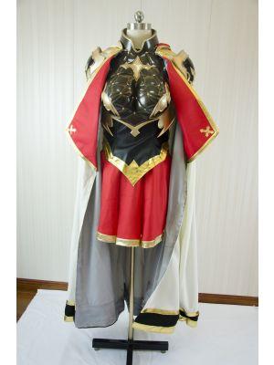 Granblue Fantasy Threo Costume Cosplay Armor