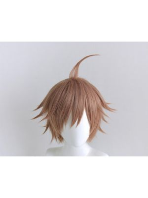 Danganronpa: Trigger Happy Havoc Makoto Naegi Cosplay Wig