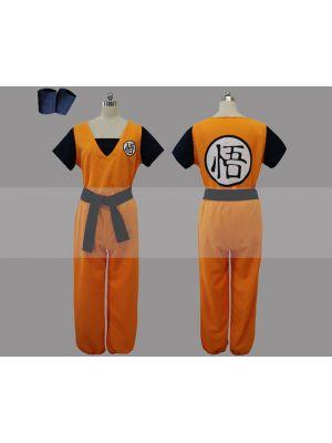 Dragon Ball Goku Outfit Cosplay for Sale