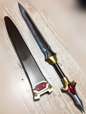 Fate/Grand Order Rider Alexander Sword Cosplay Replica Weapon Prop Buy