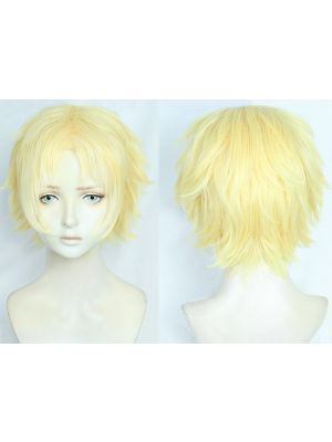 Fate/Requiem Foreigner Voyager Cosplay Wig