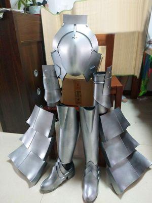 Fate/unlimited codes Saber Lily Artoria Pendragon Cosplay Armor