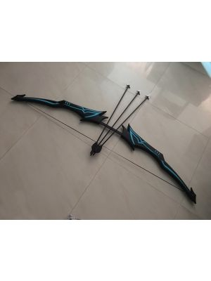 F/GO Berserker Atalanta Alter Stage 1 Cosplay Weapon Bow Prop