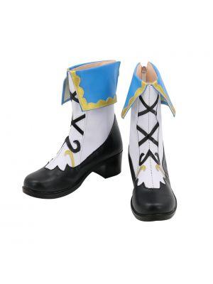 Genshin Impact Barbara Cosplay Boots