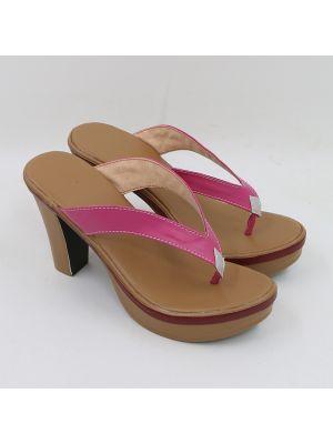Genshin Impact Beelzebul Cosplay Shoes