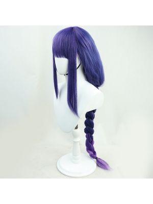 Genshin Impact Beelzebul Cosplay Wig