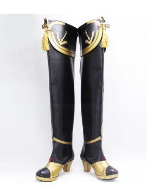 Genshin Impact Beidou Cosplay Boots