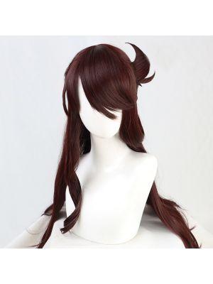 Genshin Impact Beidou Cosplay Wig