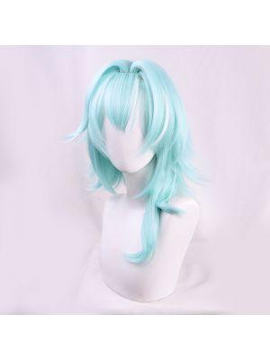 Genshin Impact Eula Lawrence Cosplay Wig