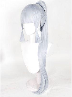 Genshin Impact Kamisato Ayaka Cosplay Wig