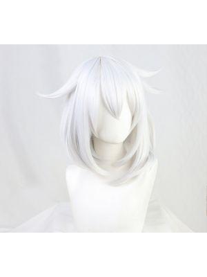 Genshin Impact Paimon Cosplay Wig