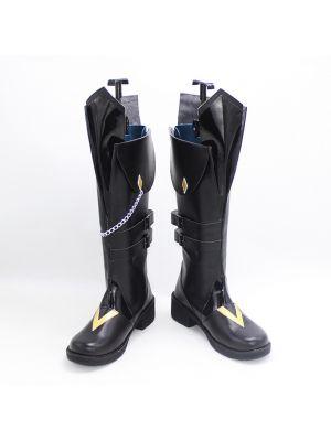 Genshin Impact Tartaglia Cosplay Boots