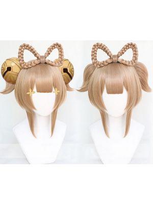 Genshin Impact Yaoyao Cosplay Wig