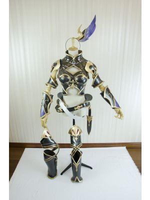 Granblue Fantasy Guider to the Eternal Edge Djeeta Cosplay Armor