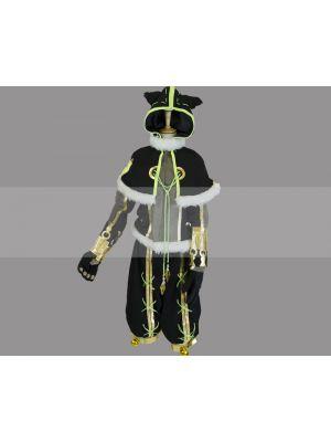 Granblue Fantasy Nekomancer Gran Cosplay Costume
