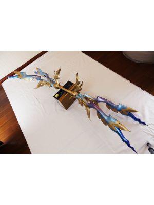 Granblue Fantasy Tweyen Weapon Bow Cosplay Replica Prop