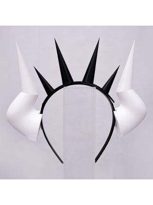 Helltaker Lucifer Horns Cosplay for Sale