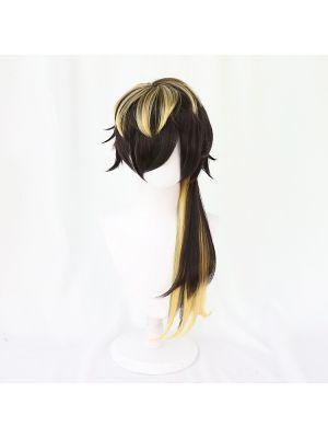 Hypnosis Mic: Division Rap Battle Jyushi Aimono 14th Moon Cosplay Wig