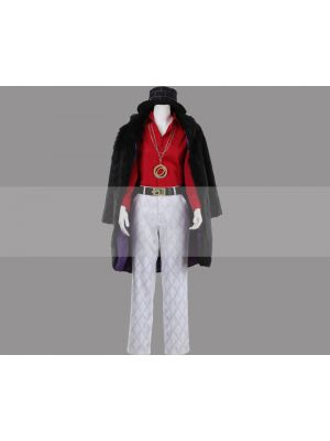 Hypnosis Mic: Division Rap Battle Rei Amayado MC MasterMind Cosplay Costume