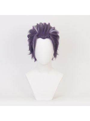 Hypnosis Mic: Division Rap Battle Rosho Tsutsujimori WISDOM Cosplay Wig