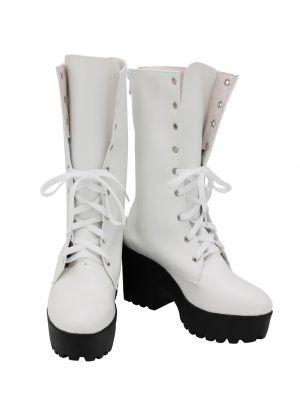 Customize Hypnosis Mic: Division Rap Battle TDD Era Samatoki Aohitsugi Cosplay Boots for Sale