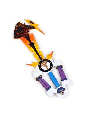 Kingdom Hearts 3 Sora Guardian Form Cosplay Keyblade for Sale