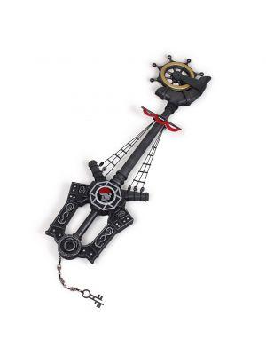 Kingdom Hearts 3 Sora Pirate Form Keyblade Wheel of Fate Cosplay Buy