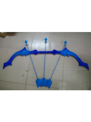 League of Legends Ashe the Frost Archer Cosplay Replica Bow Arrow for Sale