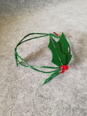 LOL Mistletoe LeBlanc Headband Cosplay for Sale