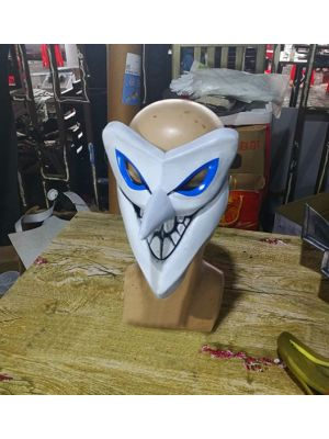 LOL Shaco the Demon Jester Mask Cosplay for Sale