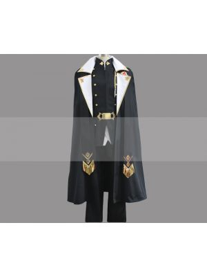 Lord of Heroes Lord of Avillon Cosplay Costume