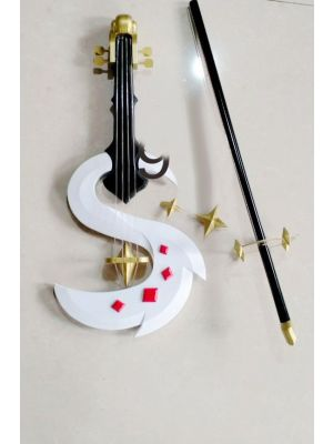 Lord of Heroes Vanessa Thérèse Alderune Violin Cosplay Prop