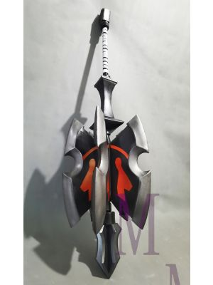 Lord of Heroes Zaira Armor Cosplay Replica Weapon
