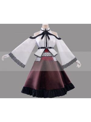 Mushoku Tensei Eris Boreas Greyrat Cosplay Costume
