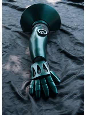 Akame Ga Kill! Najenda Mechanical Right Arm Cosplay Props