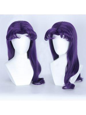 Neon Genesis Evangelion Misato Katsuragi Cosplay Wig