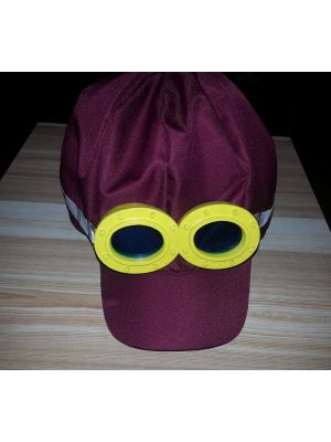 One Piece Koala Cosplay Hat Goggles